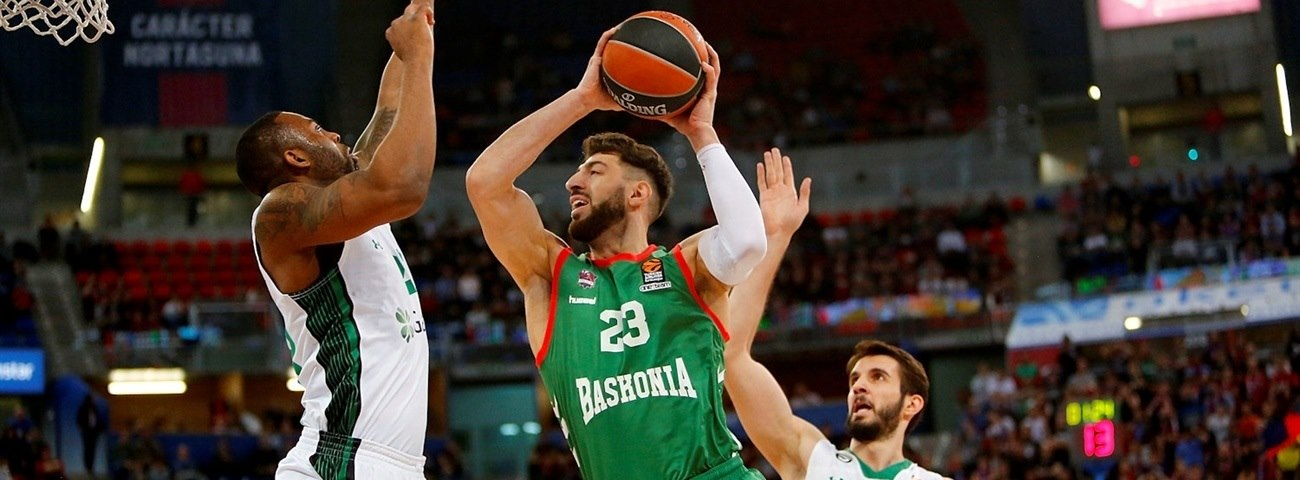 Baskonia's Shengelia out for a month