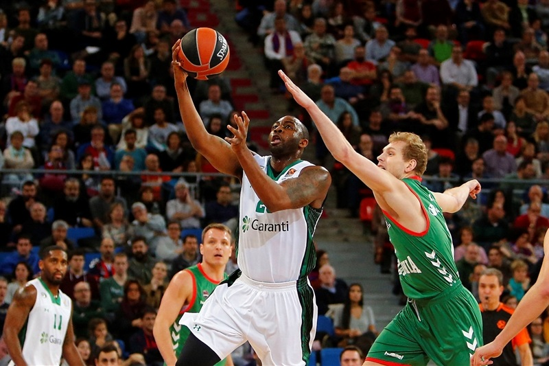 James Anderson - Darussafaka Dogus Istanbul - EB16