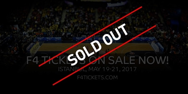 2017 Final Four standard tickets sold out in record time!