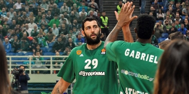 Ioannis Bourousis: Ready for a big game!