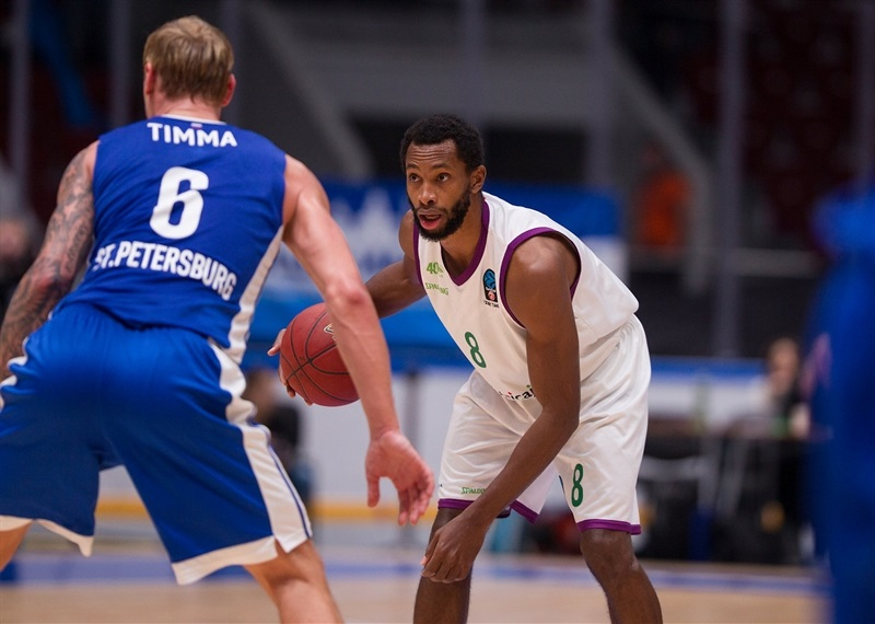 Kyle Fogg - Unicaja Malaga - EC16 (photo Zenit)