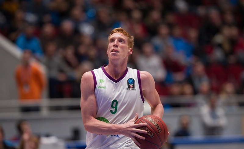 Alberto Diez - Unicaja Malaga - EC16 (photo Zenit)