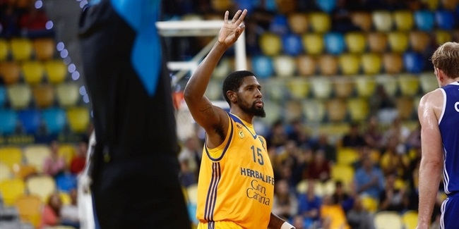 Regular Season, Round 10 report: O'Neale leads Gran Canaria past Skopje