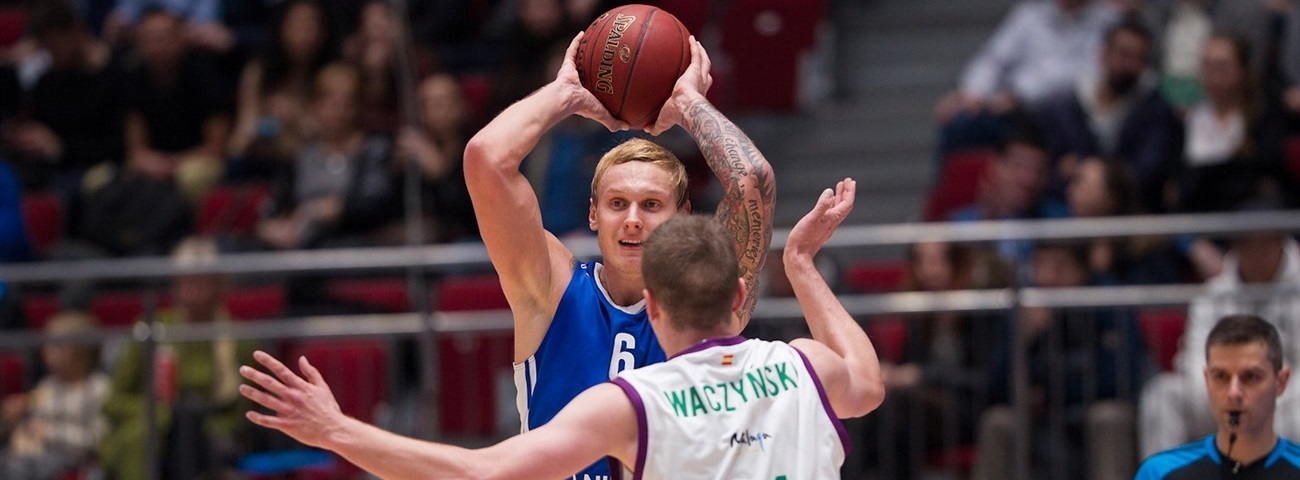 Baskonia lands all-around forward Timma