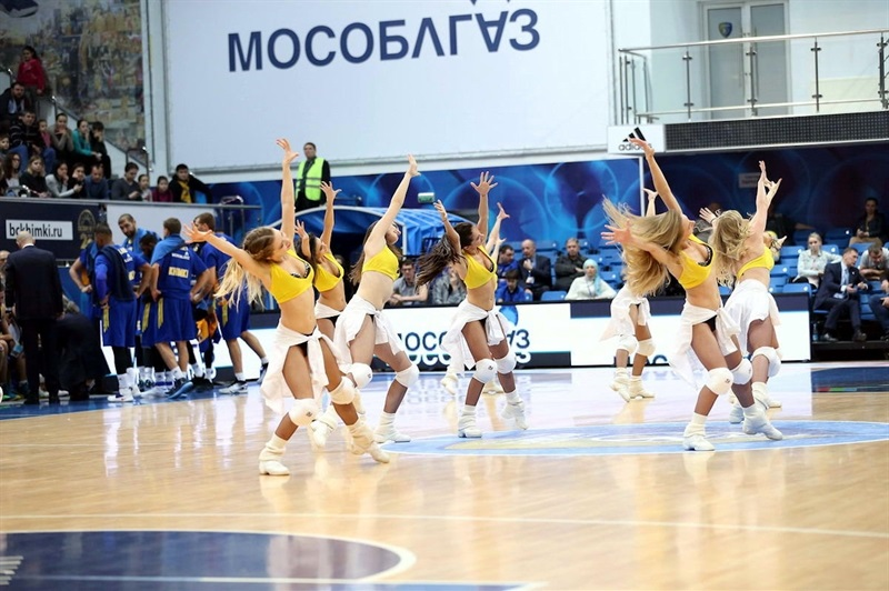 Cheerleaders - Khimki Moscow Region - EC16 (photo Khimki)