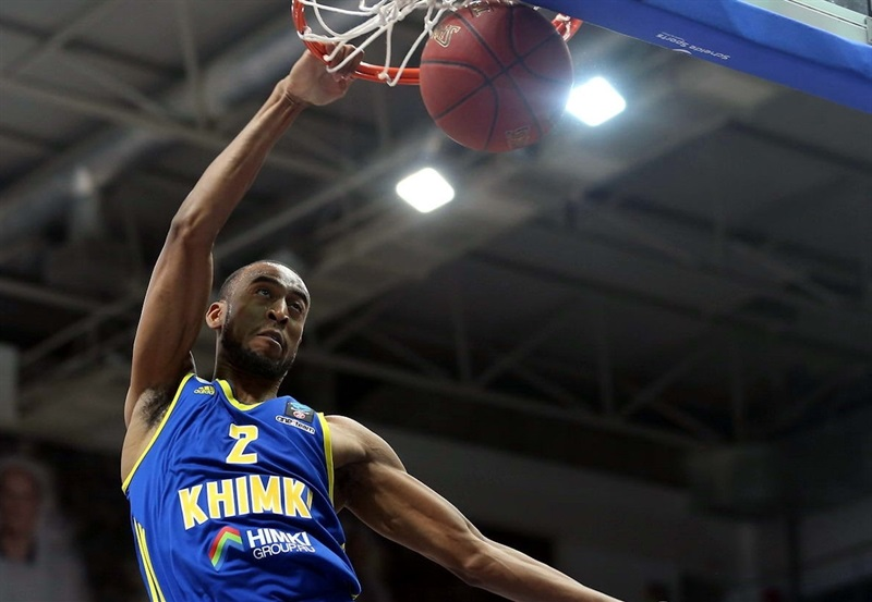 Markel Brown - Khimki Moscow Region - EC16 (photo Khimki)