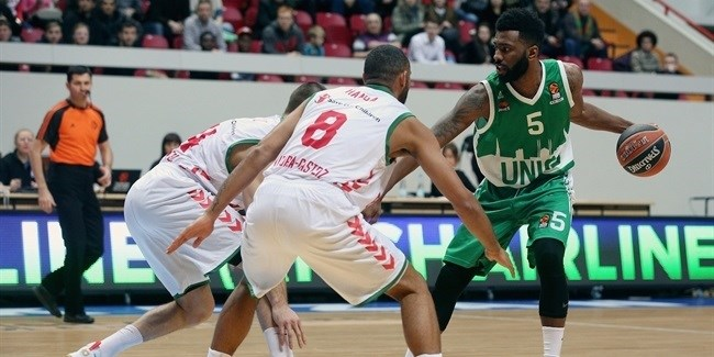 Regular Season, Round 12: Unics Kazan vs. Baskonia Vitoria Gasteiz