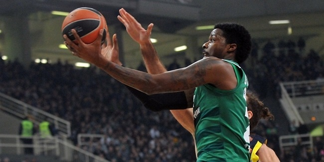 Panathinaikos, high-flying Gabriel stay together