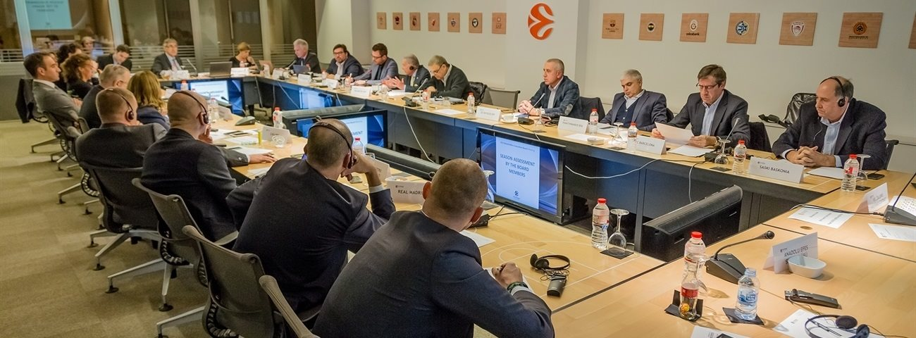 ECA Shareholders Executive Board review season to date; hold strategic discussions