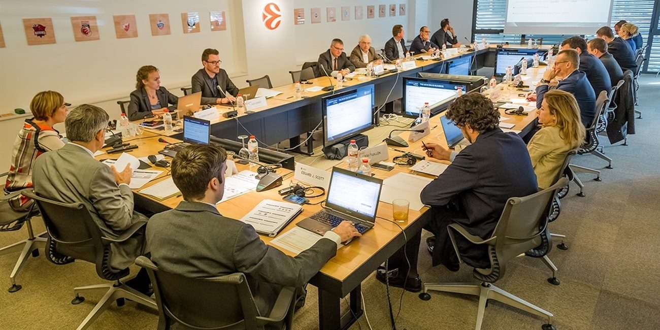 Euroleague Basketball holds Domestic Leagues Meeting, discuss future together