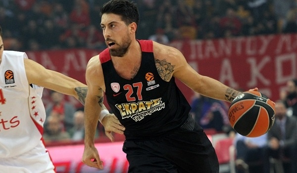 Panathinaikos inks veteran guard Athinaiou