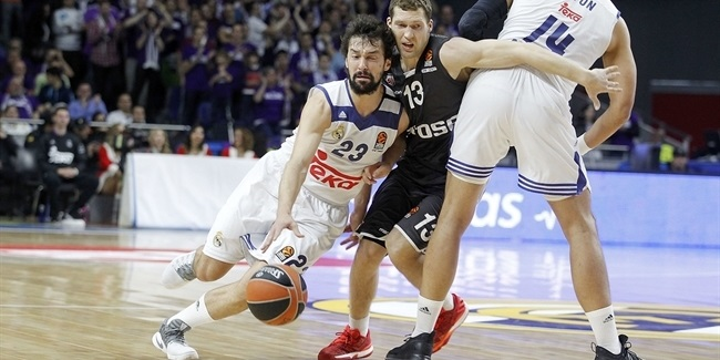 Regular Season, Round 13: Real Madrid vs. Brose Bamberg