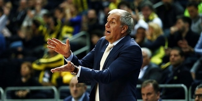 Zeljko Obradovic: 'With respect, we stay healthy from within'