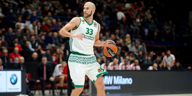 Regular Season, Round 13: EA7 Emporio Armani Milan vs. Panathinaikos Superfoods Athens