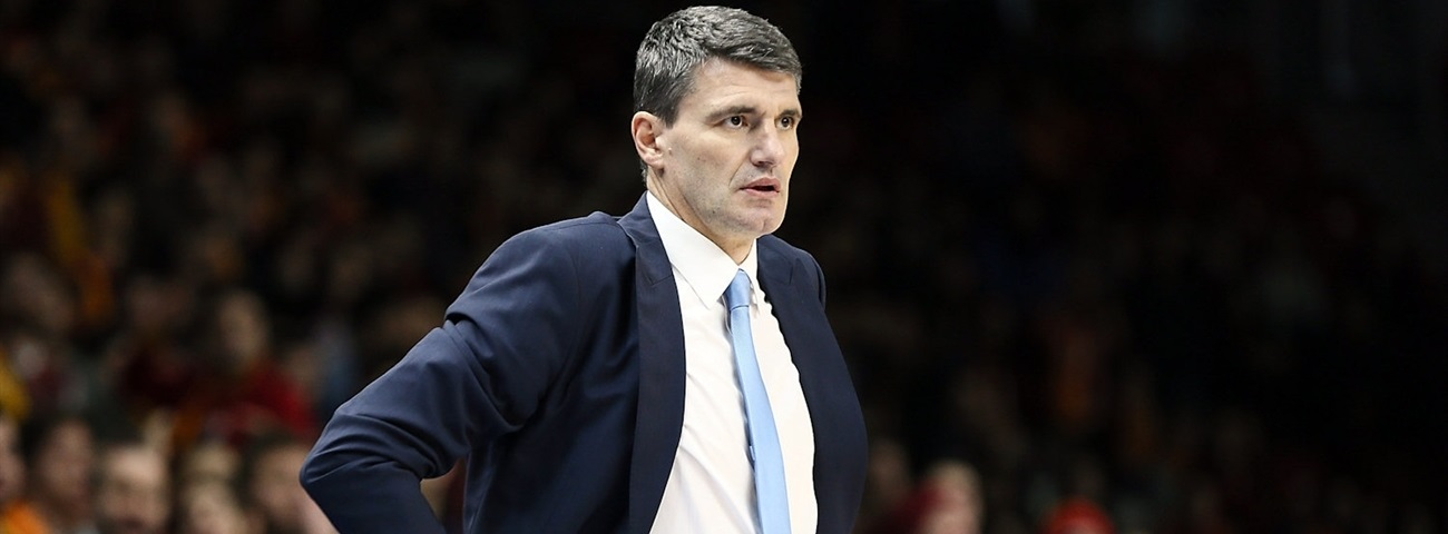 Efes parts ways with coach Perasovic
