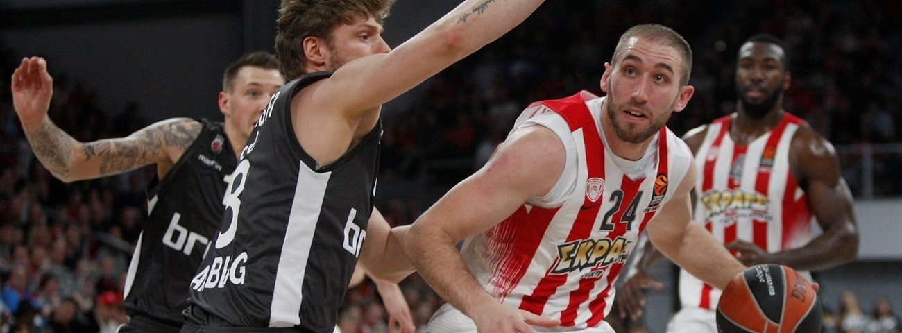 Panathinaikos lands small forward Lojeski from Olympiacos