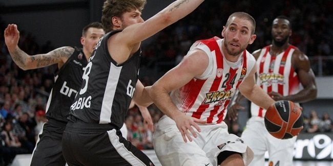 Regular Season, Round 14: Brose Bamberg vs. Olympiacos Piraeus