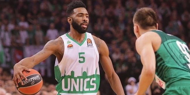 Regular Season Round 14 MVP: Keith Langford, Unics Kazan