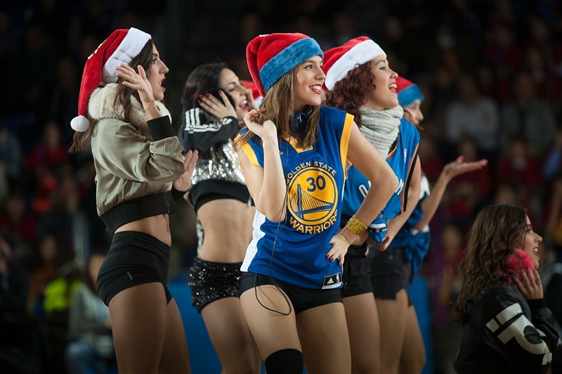 Cheerleaders - FC Barcelona Lassa - EB16