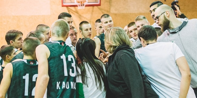 Zalgiris stars secure big win off the court