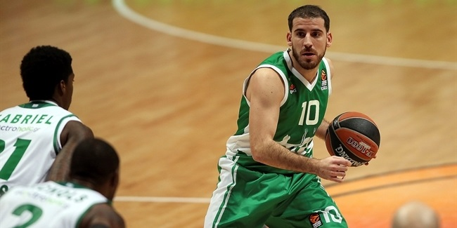 Regular Season, Round 15: Unics Kazan vs. Panathinaikos Superfoods Athens