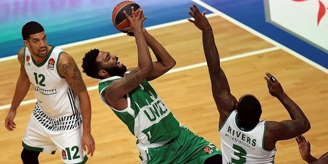 Regular Season Round 15 MVP: Keith Langford, Unics Kazan