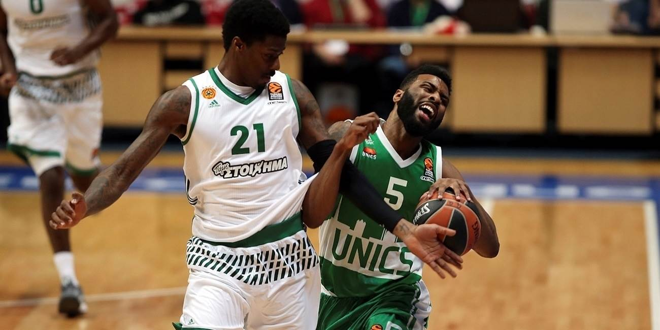Regular Season Round 15: Unics storms back from 14 down to beat Greens