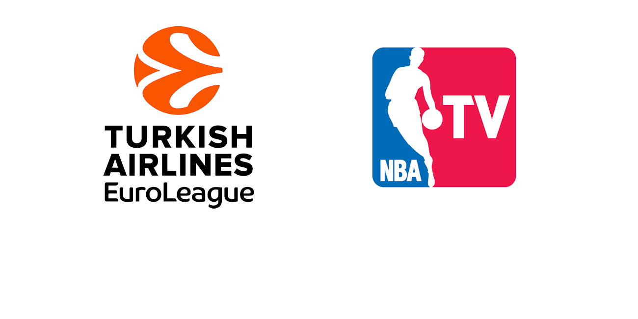 Turkish Airlines EuroLeague Games to Air on NBA TV This Season