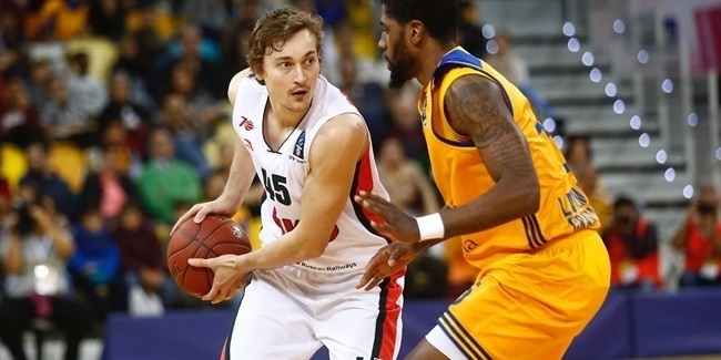 Top 16, Round 1 report: Lokomotiv dominates Gran Canaria, opens Top 16 with big road win
