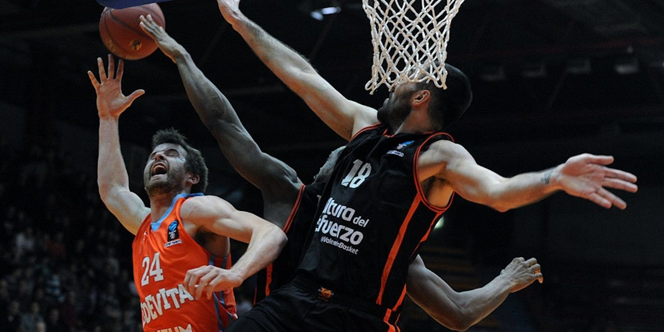 Top 16, Round 1 report: Valencia outlasts Boatwright, Cedevita in Zagreb