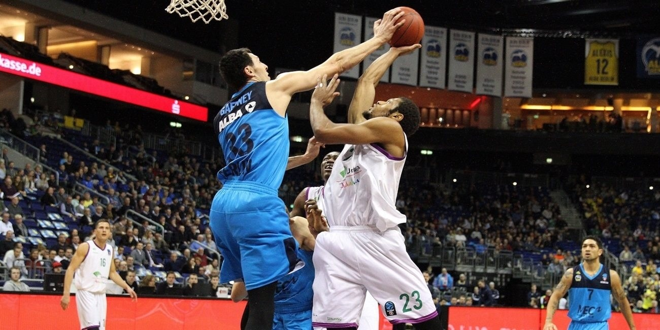 Jeff Brooks - Unicaja Malaga - EC16 (photo ALBA Berlin - Andreas Knopf)