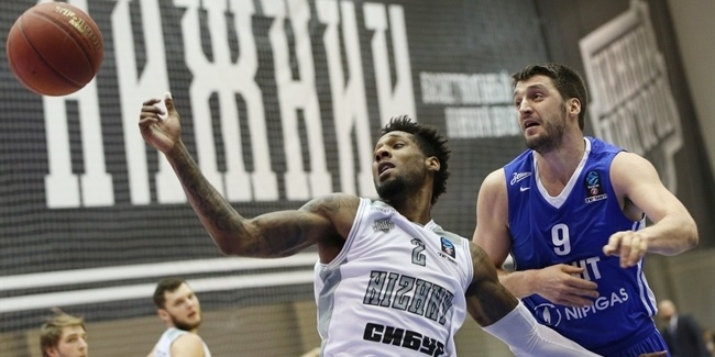 Top 16, Round 1: Nizhny Novgorod vs. Zenit St Petersburg