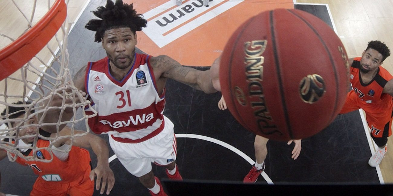 Top 16, Round 1 report: Booker stars in Bayern's road win at Ulm