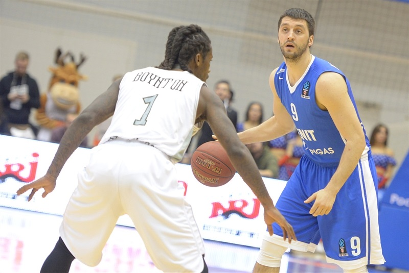 Stefan Markovic - Zenit St Petersburg - EC16 (photo Nizhny Novgorod)