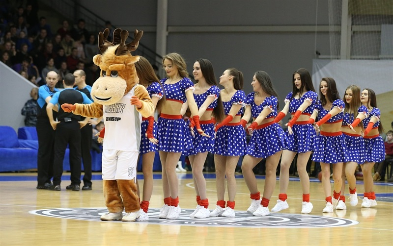 Cheerleaders - Nizhny Novgorod - EC16 (photo Nizhny Novgorod)