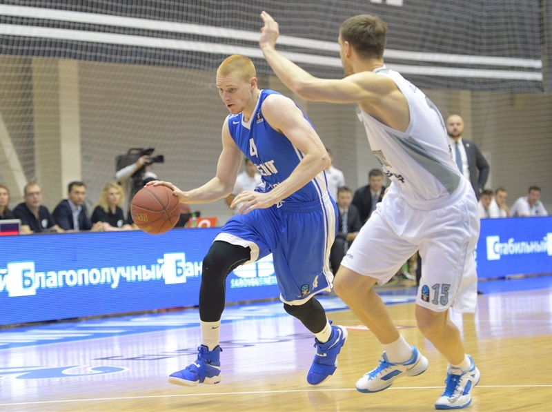 Aaron White - Zenit St Petersburg - EC16 (photo Nizhny Novgorod)