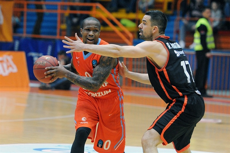 Rashad James - Cedevita Zagreb - EC16 (photo Cedevita)