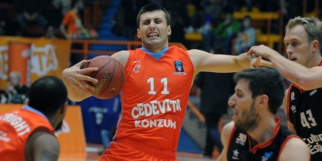 Cedevita re-signs Zganec for a fifth season together