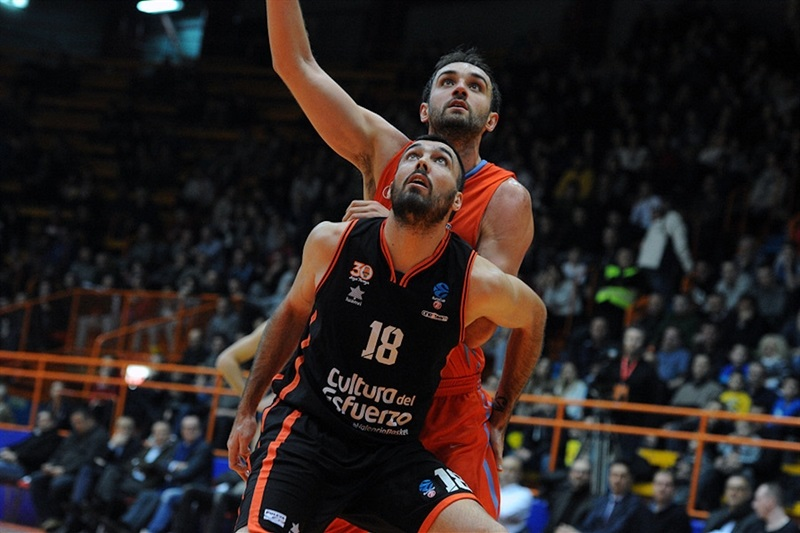 Pierre Oriola - Valencia Basket - EC16 (photo Cedevita)