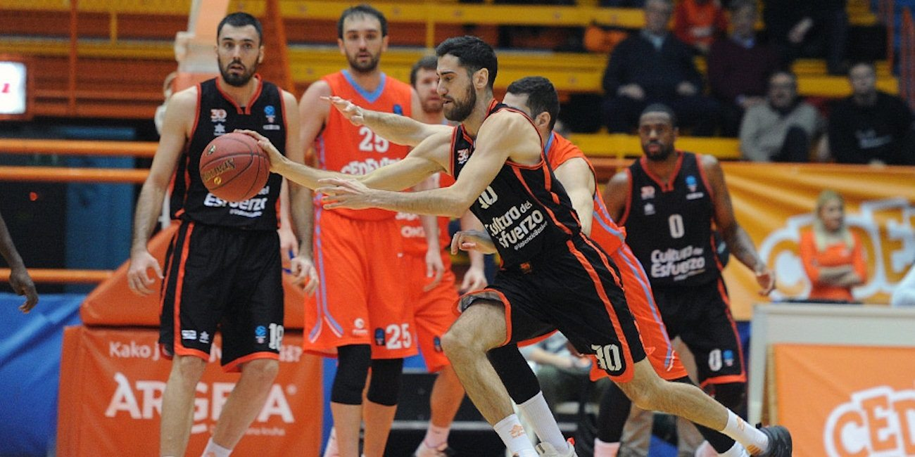 Joan Sastre - Valencia Basket - EC16 (photo Cedevita)