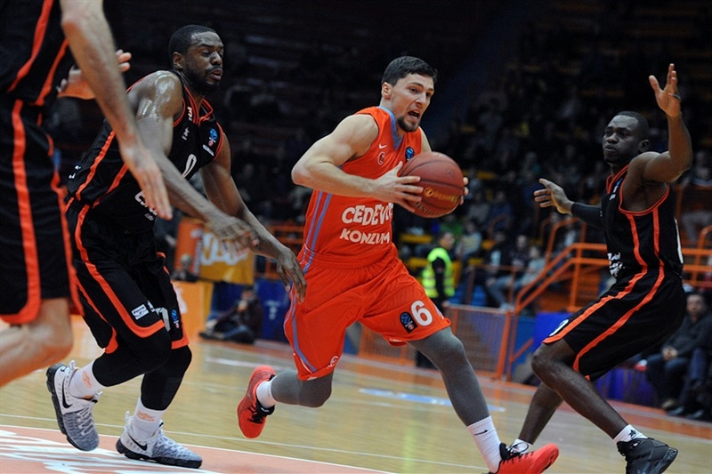 Toni Katic - Cedevita Zagreb - EC16 (photo Cedevita)