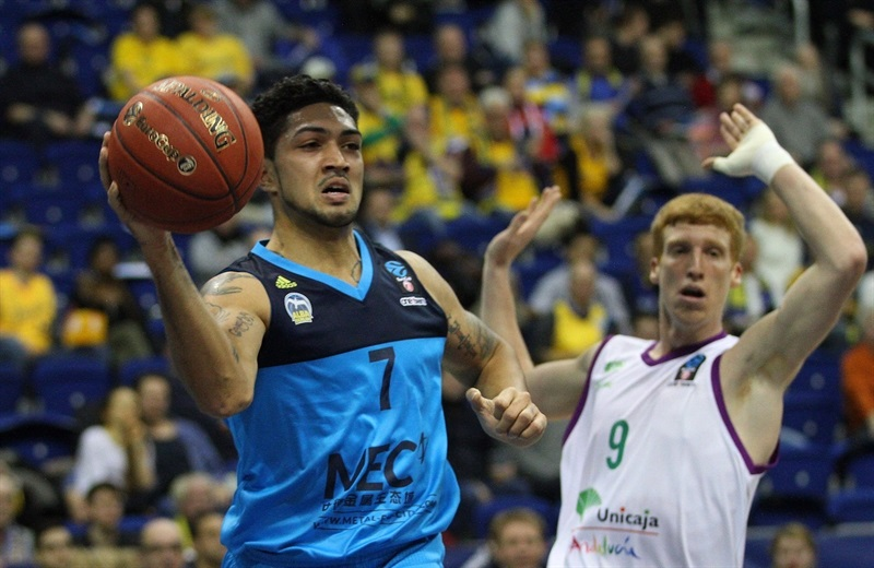 Peyton Siva - ALBA Berlin - EC16 (photo ALBA Berlin -  Jan Buchholz)