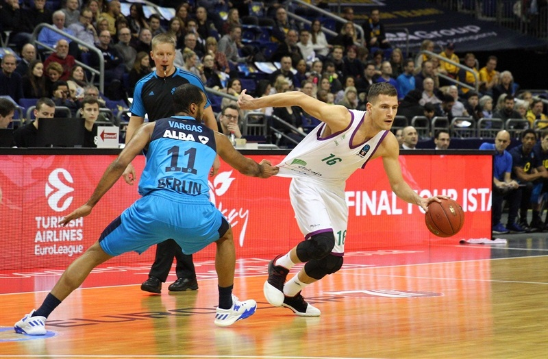 Nemanja Nedovic - Unicaja Malaga - EC16 (photo ALBA Berlin - Jan Buchholz)