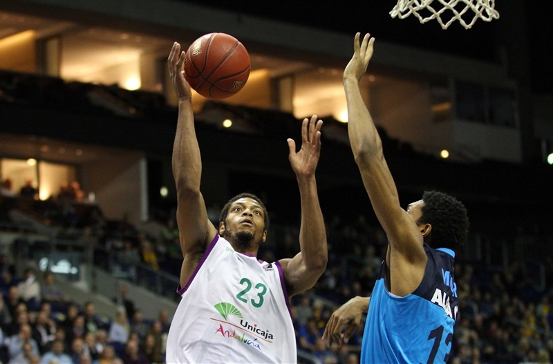 Jeff Brooks - Unicaja Malaga - EC16 (photo ALBA Berlin -  Jan Buchholz)