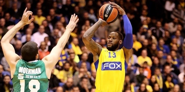 Efes inks former All-EuroLeague forward Weems