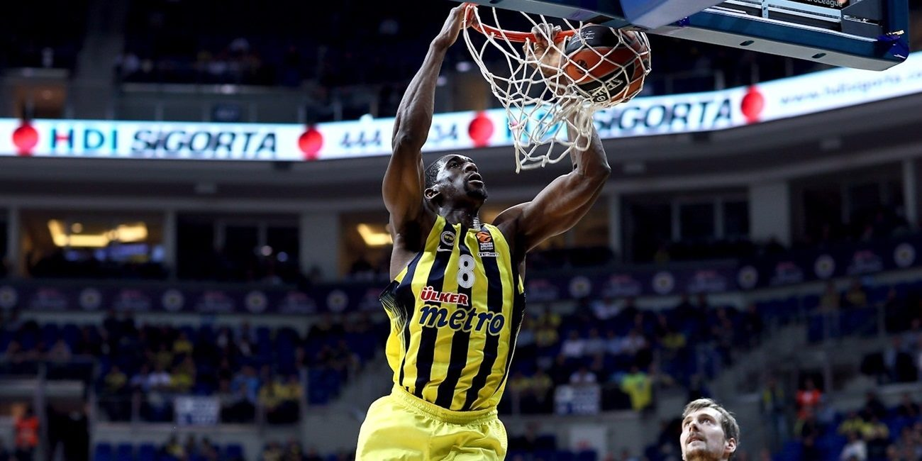 Regular Season Round 16: Fenerbahce prevails late against visiting Milan