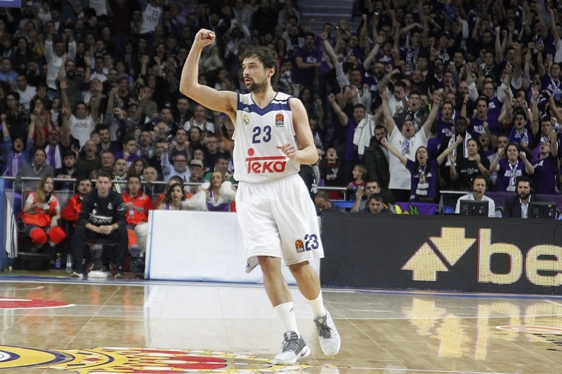 Sergio Llull - Real Madrid - EB16