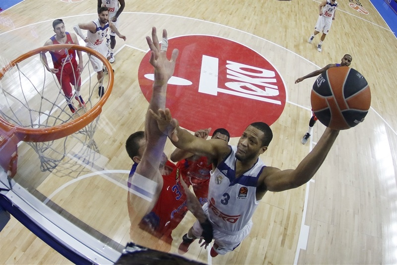 Anthony Randolph - Real Madrid - EB16
