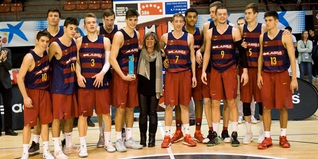 ANGT L'Hospitalet preview: Barcelona out to defend title