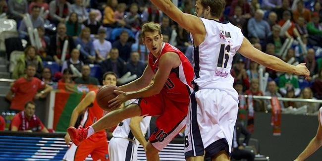 Top 16, Round 2 report: Lokomotiv sets defensive record in win over Murcia